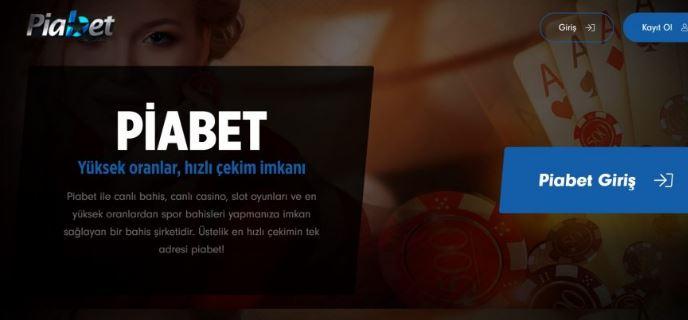 piabet guvenilir casino sitesi giris